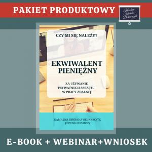 Zestaw ebook + webinar Ekwiwalent